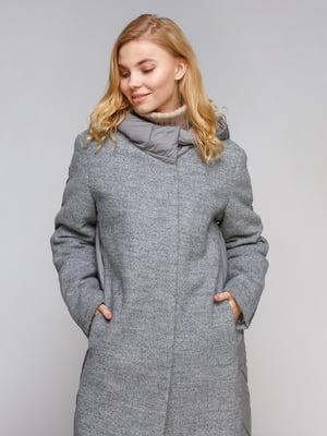 Пальто серое | 5263900
