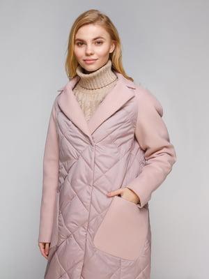 Пальто рожеве | 5263896