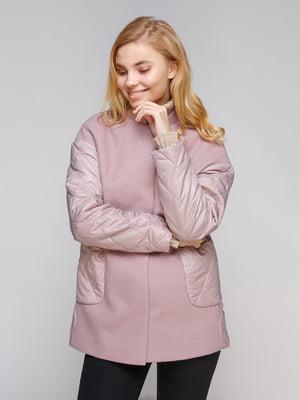 Півпальто рожеве | 5263894