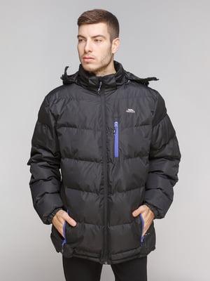 Куртка чорна | 3861926