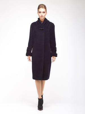 Пальто черное - CORRERA - 5266219