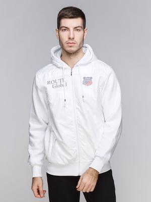 Куртка біла | 5246072