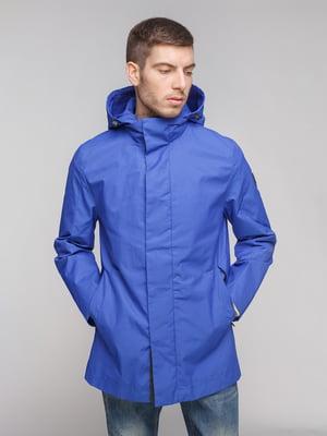Куртка ярко-синяя | 5245526