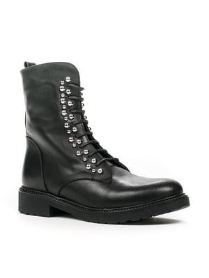 Ботинки черные | 5262851