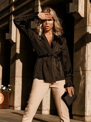 Блуза черная | 5246523