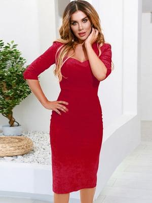 Сукня червона - Gepur - 5258857