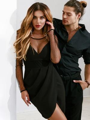 Платье черное | 5258861