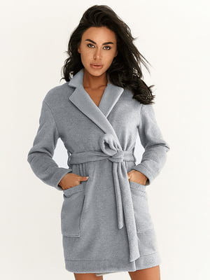 Пальто блакитне | 5258891