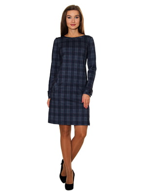 Платье синее | 5262771