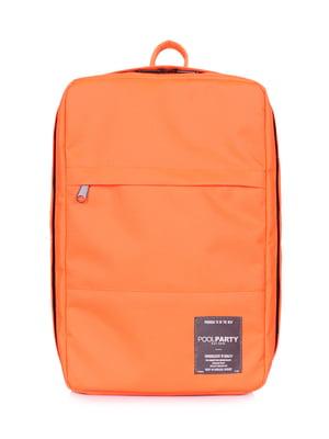 Рюкзак оранжевый | 5270207