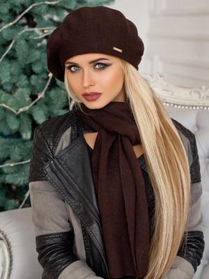 Комплект: берет и шарф | 5270763