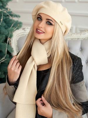 Комплект: берет і шарф   5270764
