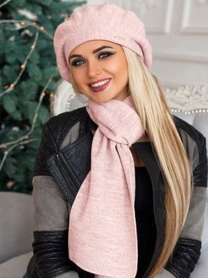 Комплект: берет и шарф | 5270765