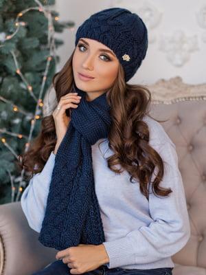 Комплект: шапка и шарф | 5270840