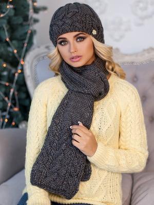 Комплект: шапка и шарф | 5270844