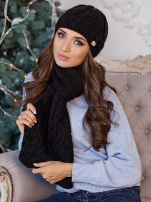 Комплект: шапка и шарф | 5270845