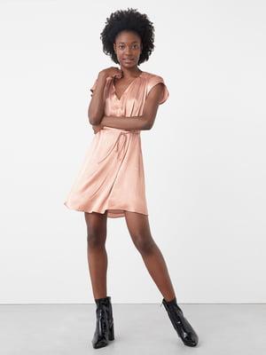 Платье пастельно-розовое   5241361