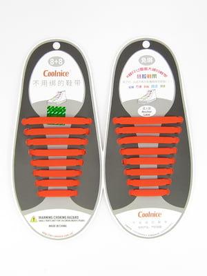 Шнурки красные | 5267765