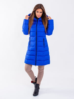 Пальто синее | 5271167