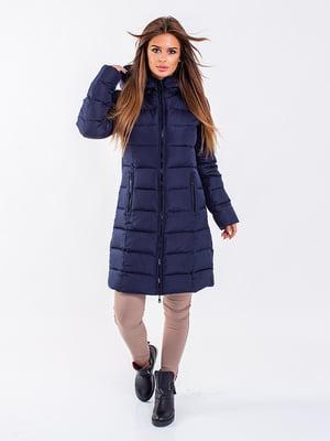 Пальто синее | 5271169