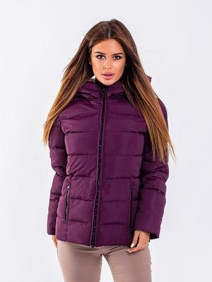 Куртка цвета бургунди | 5271177