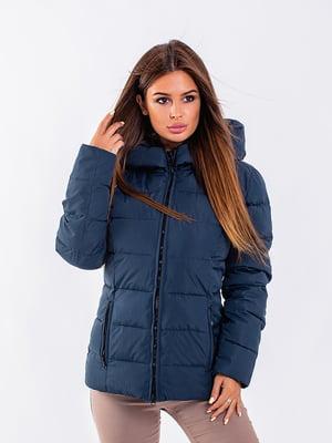 Куртка бирюзовая | 5271179
