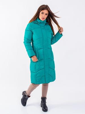 Пальто зеленое | 5271182