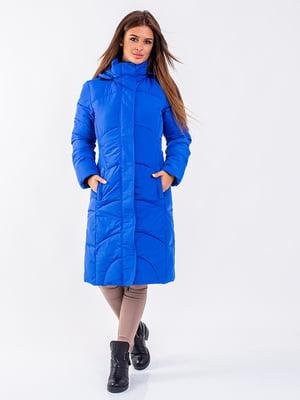 Пальто синее | 5271185