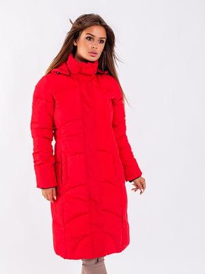 Пальто красное | 5271186
