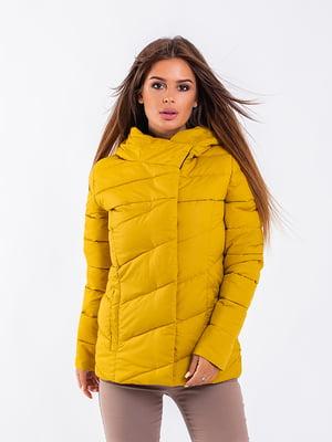 Куртка жовта | 5271192