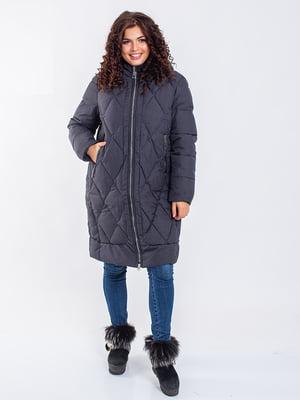 Пальто антрацитового цвета | 5271195
