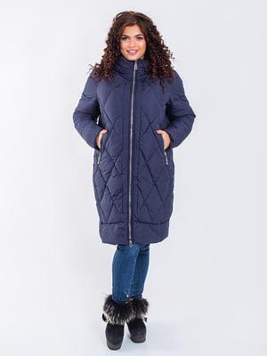 Пальто синее | 5271196