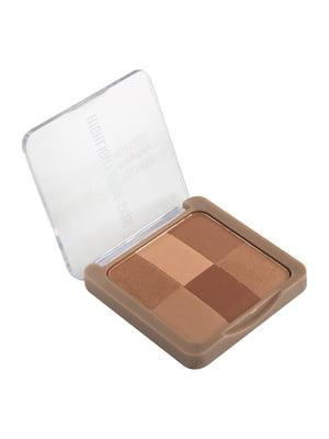 Набор хайлайтеров «Bare Skin 6 in 1 Illuminating Powder»   5218786