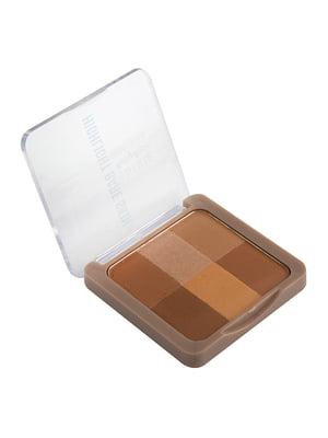 Набор хайлайтеров «Bare Skin 6 in 1 Illuminating Powder»   5218787