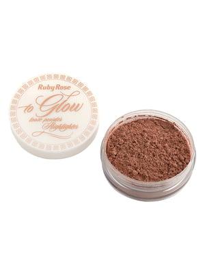 Хайлайтер «To Glow  Powder - Limited Edition» (тон 4) | 5218807