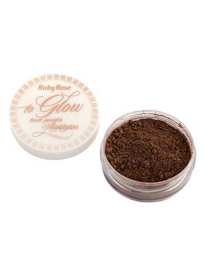 Хайлайтер «To Glow  Powder - Limited Edition» (тон 6) | 5218809