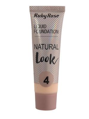 Тональная основа Natural Look - тон №4 | 5218828