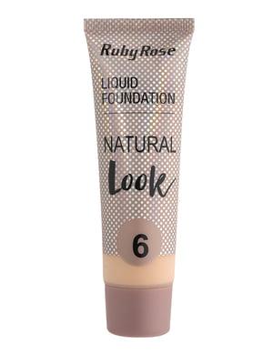 Тональная основа Natural Look - тон №6 | 5258371