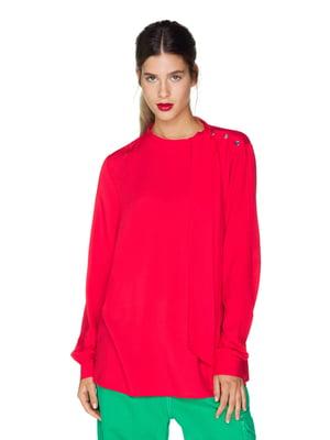 Блуза малиновая | 5211709