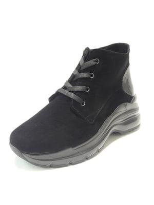 Ботинки черные | 5271826