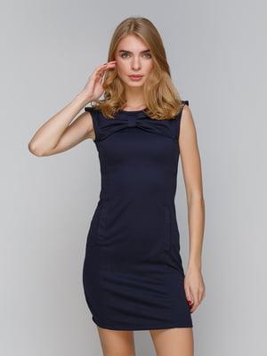 Платье темно-синее | 5266140