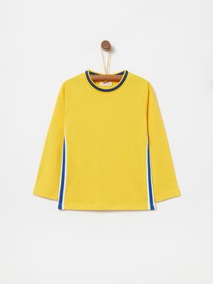 Джемпер желтый   5183539