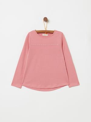 Лонгслів рожевий   5183670