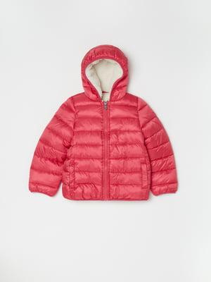 Куртка розовая | 5201090