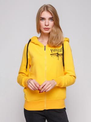 Толстовка жовта | 5271811