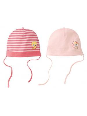 Комплект шапок (2 шт.) | 5267315