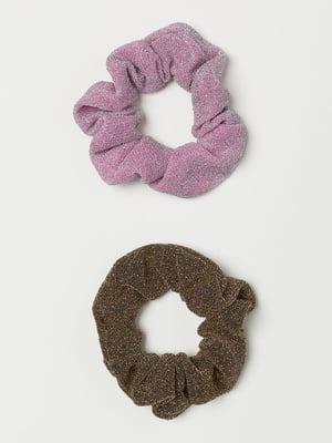 Набір резинок для волосся (2 шт.) | 5272212