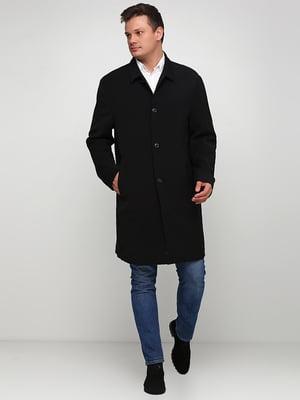 Пальто чорне | 5272524