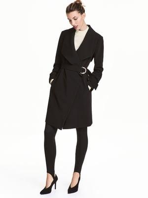 Пальто черное | 5272801