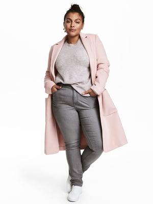 Пальто розовое | 5273150